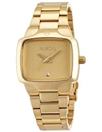 NIXON watch SMALL PLAYER Small player ALL GOLD / GOLD NA300511-00 Ladies