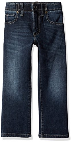 Lee Little Boys' Sport X-Treme Comfort Slim Jeans, Porter, 4 ()