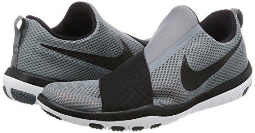 Camicia Delle Donne 2012-13 Barcelona Nike Away Cool Platino Grigio / Nero-puro