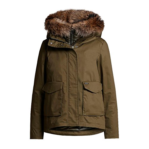 Military Parka 6493 lm10 green W's 1 In 3 Wwcps2571 6gw1Xq