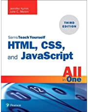 HTML, CSS, and JavaScript All in One: Covering HTML5, CSS3, and ES6, Sams Teach Yourself