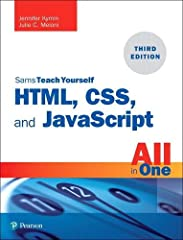 Teach Yourself HTML, CSS, and JavaScript All in One combines these three fundamental web development technologies into one clearly written, carefully organized, step-by-step tutorial that expertly guides the beginner through these three in...