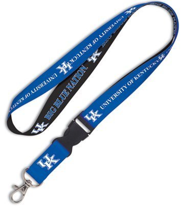 Kentucky Two Tone Lanyard