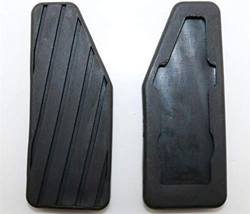 Mmhot Pedales 3pcs Un Conjunto de Freno de Embrague Pedal del Pedal de Acelerador colch/ón de Goma for Chevrolet Spark Pedales Antideslizantes Estera