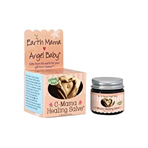 Earth Mama Angel Baby C-Mama Healing Salve - 1 oz , Earth Mama Angel Baby , Nursing Supplies, Baby & Children