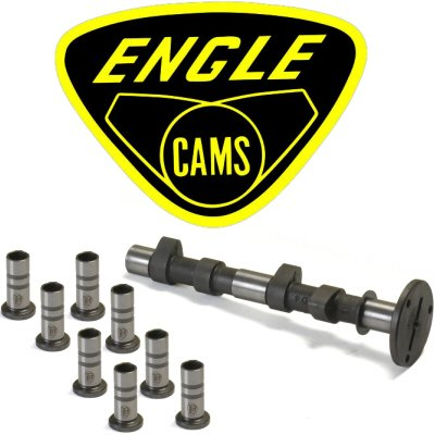 Engle Fk7 Stage 1 Camshaft Kit With Lifters .357 Gross Lift Clearanced For Stroker Crankshaft