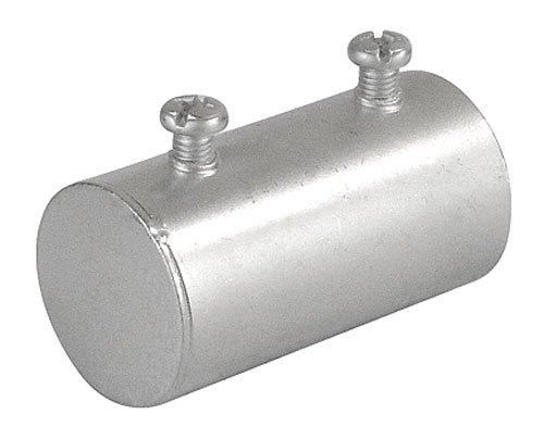 1/2 Inch Zinc Plated Steel Emt Pipe Cap-10 per case