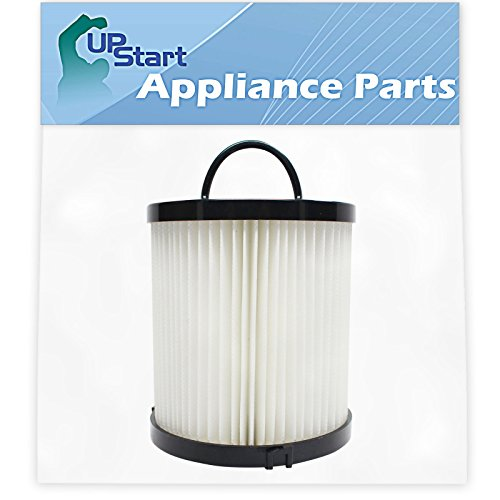 UpStart Battery Replacement for Eureka 4236AZ Comfort Clean Upright Vacuum Dust Cup Filter - Compatible with Eureka DCF-21 Filter