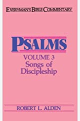 Psalms Volume 3- Everyman's Bible Commentary: Songs of Discipleship (Everyman's Bible Commentaries) (v. 3)