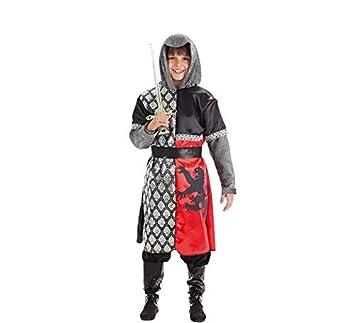 LLOPIS - Disfraz Infantil Caballero león t-5: Amazon.es: Juguetes ...