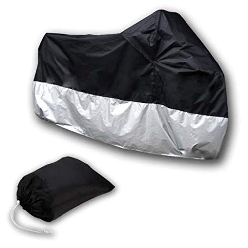 - Ljf Electric Car Clothing Motorcycle Car Cover Scooter Battery Car Sun Protection Sunshade Thickening Universal Anti-Frost Rain and Snow (Color : XXXL)