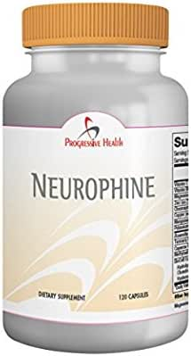 Neurophine: Carpal Tunnel Supplement for Wrist Pain Relief - Includes: Vitamin C and B6, Potassium, Magnesium, Zinc, Chromium, Boswellia, Turmeric, Cayenne, MSM, Chondrotin, and Hylaronic Acid