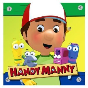 handy manny party pack - 7
