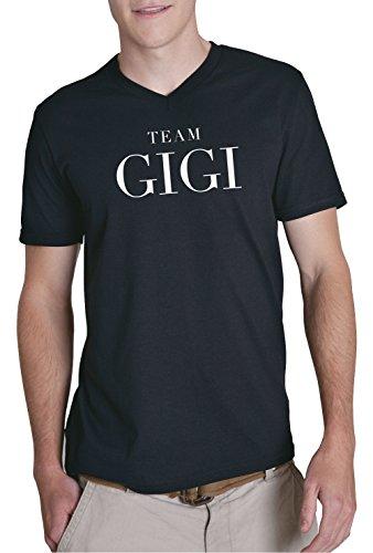 Team Gigi V-Neck Black Certified Freak