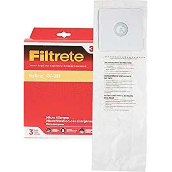 Amazon.com - PERFORMANCE HEPA FILTRATION BAGS FOR CENTRAL VACUUM ...