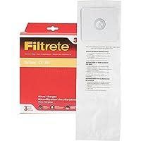 3M Filtrete NuTone CV-391 Micro Allergen Vacuum Bag - 3 bags