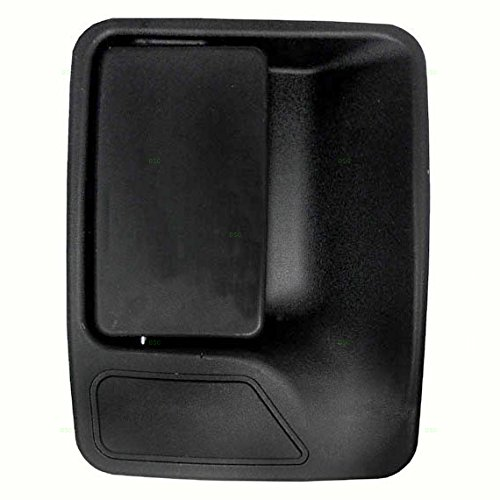Passengers Outside Outer Door Handle Replacement for Ford Pickup Truck SUV 7C3Z2626600AA AutoAndArt