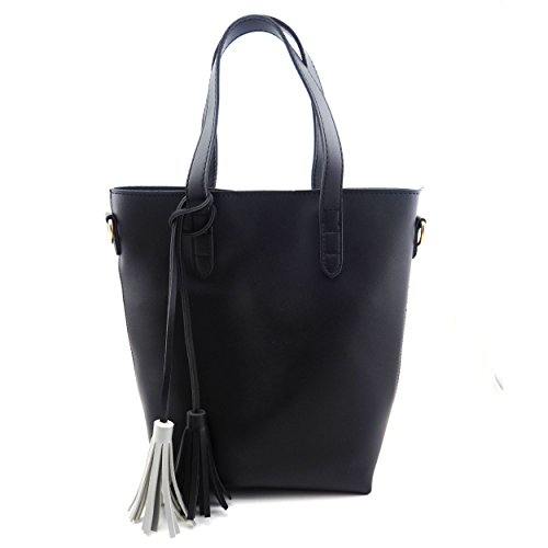 2ef73133ee Minch Women PU Leather Designer Tote purses and handbags Shoulder Bags for women  Work on clearance - Buy Online in KSA. Paperback products in Saudi Arabia.