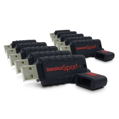 Centon Waterproof USB Flash Drive Multi-pack
