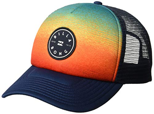 Billabong Men's Scope Trucker Hat Navy One Size