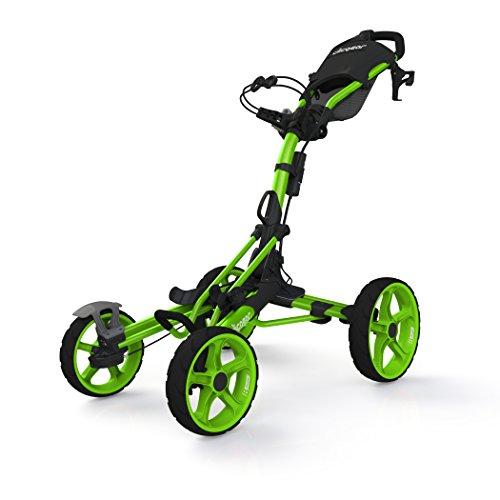 4 wheel golf trolley - 6
