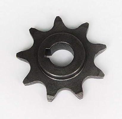NO LOGO ZDX-piñones Diámetro Exterior: 41 mm Velocidad de la ...
