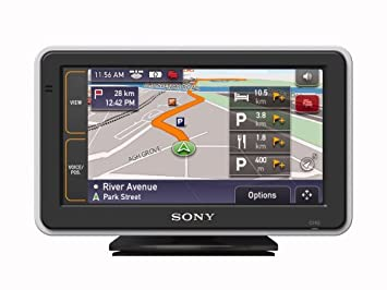 Driver for Sony NV-83TBDL Navigation System