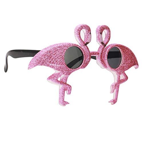 Glasses Flamingo Fête Costume Fournitures Festival Masques Accessoires Décoration Danse Fityle Nouveauté F Fqa1UU