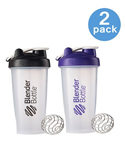 28-Oz-Blender-Bottle-Wwire-Shaker-Ball-Pack-of-2-Colors-may-vary