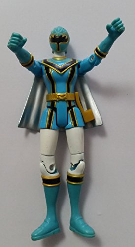 Power Ranger Blue Girl Ranger Mystic Light (Replacement Figure) (Loose) Out of Package -