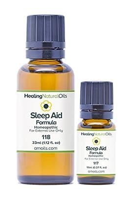 #1 Insomnia Alternative: Sleep Aid Formula - The Natural Way for a Good Night's Sleep