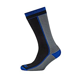 SEALSKINZ Waterproof Mid Weight Mid Length Sock