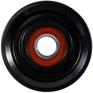 Drive Belt Idler Pulley Compatible With Acura 2009 TSX