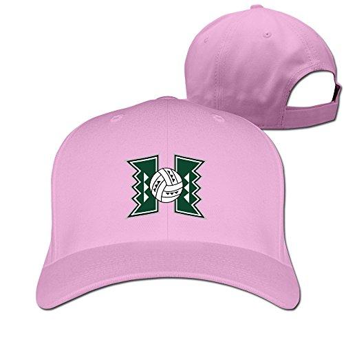 [Men Women WVB Logo Sport Snapback Peaked Hats Pink Unisex] (Sheriff Hats For Sale)