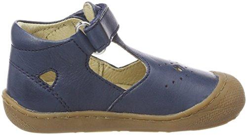 Naturino Baby Jungen 4693 Lauflernschuhe Blau (Navy)