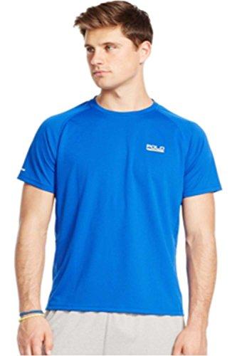 Ralph Lauren Polo Sport Men's Micro-Dot Jersey T-Shirt (XX-Large, SAPPHIRE STAR)