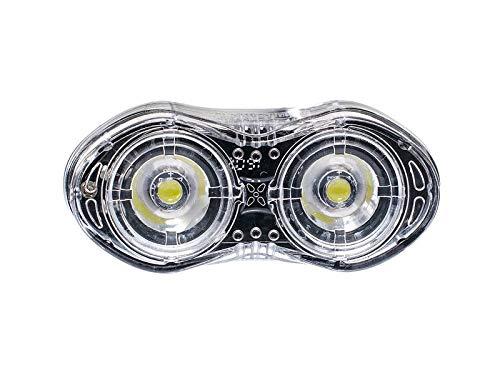 SIMSON 自転車部品 USB LEDヘッドライト 「アイズ」 022001   B07HJYYYN1