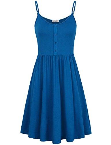 jean casual dress - 7