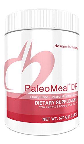 Designs for Health - PaleoMeal DF Berry Nutrient-Rich Powder