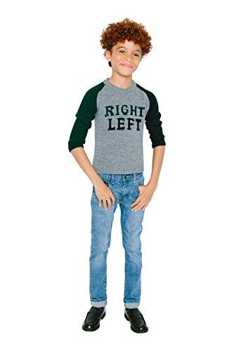 Kenneth Cole Reaction Loaf-Er Penny Loafer (Little Kid/Big Kid),Black,5.5 M US Big Kid by Kenneth Cole REACTION (Image #4)