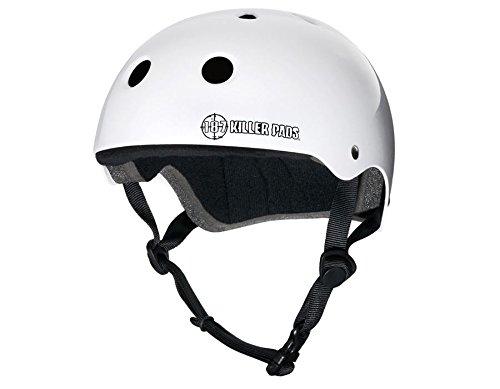 187 CPSC Certified Helmet Gloss SM/MD White