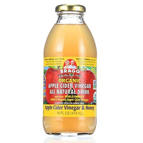 Bragg Organic Honey Apple Vinegar