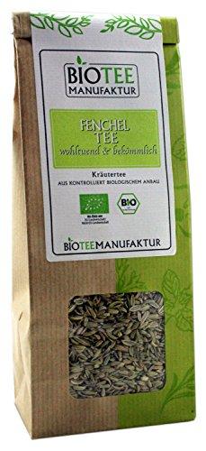 Fenchel Tee - Bio, Kräutertee lose (1 x 150 g)