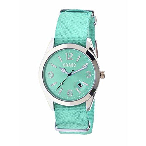crayo-cr1706-sunrise-watch-turquoise