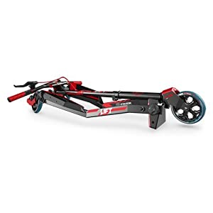 Yvolution Y Fliker Lift Scooter, Red, One Size