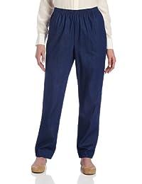 Alfred Dunner Women's Medium Length Pant