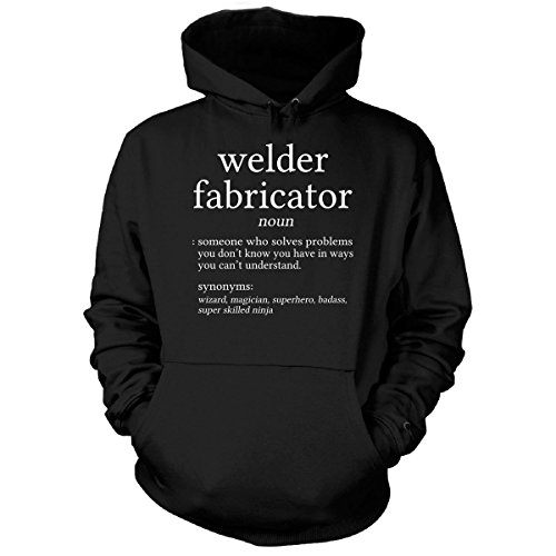 Welder Fabricator Meaning Dictionary Format Funny Gift - Hoodie