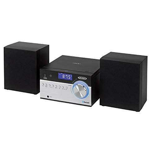 Jensen JBS-200 Bluetooth CD Music System with Digital AM/FM Stereo Receiver and Remote Control 2