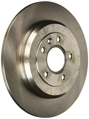 Ford Taurus Bendix Brake - Bendix Premium Drum and Rotor Bendix Rotor PRT5898 Rear