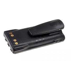 Batería para Motorola HT1250, 7,5 V, [-Batería NiMH para walkie talkie]